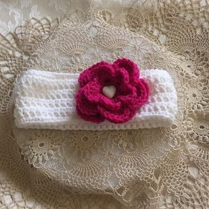 Other - Infant handcrafted headband